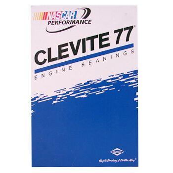 Bronzina de Comando Standard Chevrolet 6 Cilindros em Linha - CLEVITE  - PRO-1 Serious Performance
