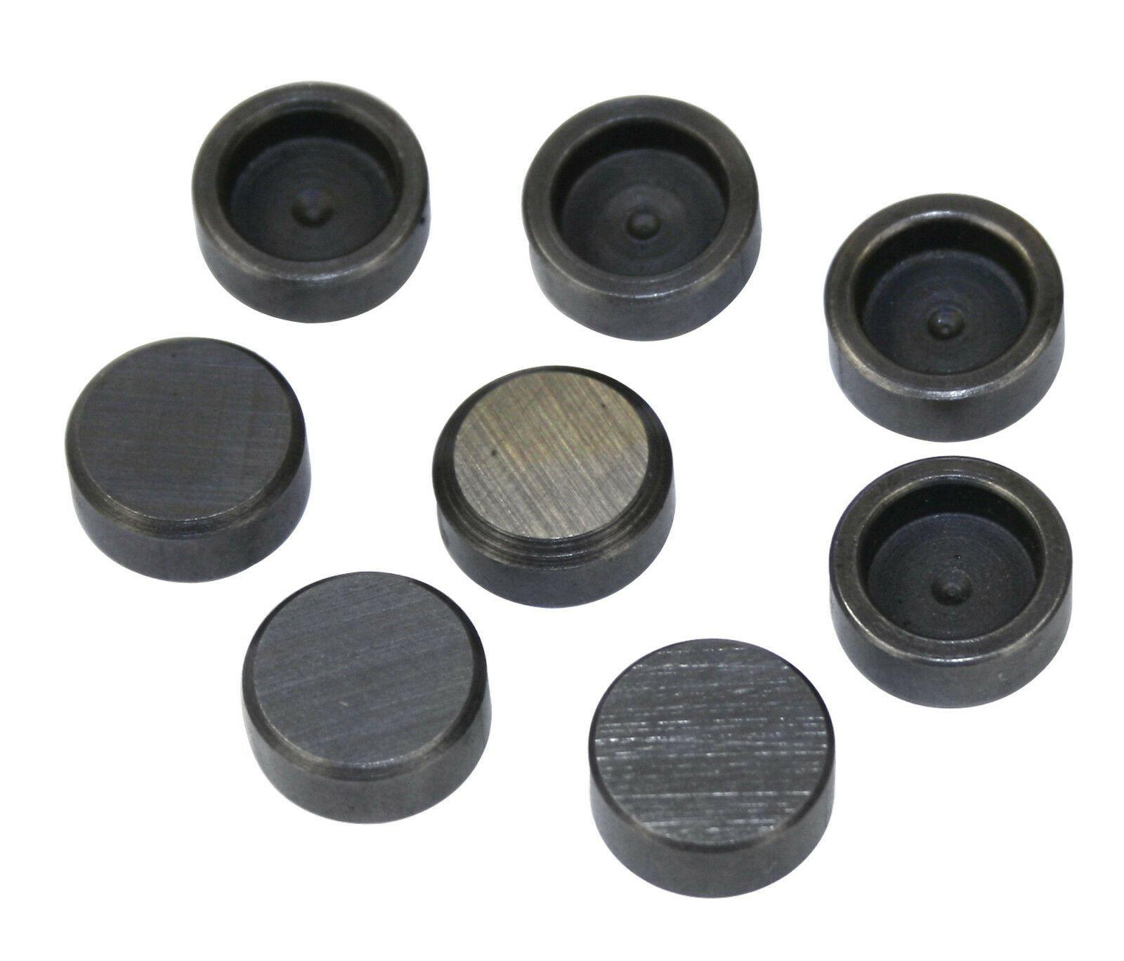 Calço de válvula 8mm - Jogo com 8 un. - Lash Cap - Empi  - PRO-1 Serious Performance