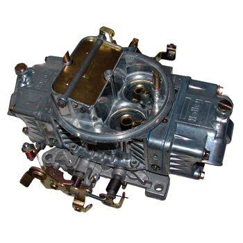 "Carburador Quadrijet Holley 750 cfm - Segundo Estágio Mecânico - ""Double Pumper"" - HOLLEY  - PRO-1 Serious Performance"