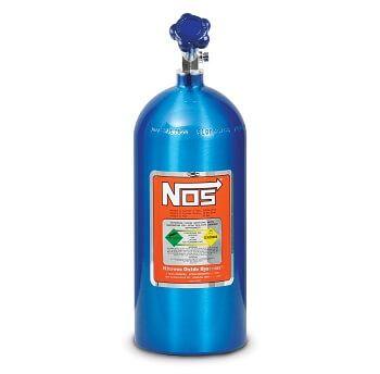Cilindro de Oxido Nitroso 10lbs - 4,5kg - NOS  - PRO-1 Serious Performance