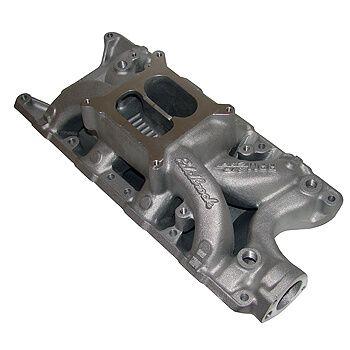 "Coletor de Admissão Edelbrock RPM ""Air Gap"" - Ford V8 Small Block - EDELBROCK  - PRO-1 Serious Performance"