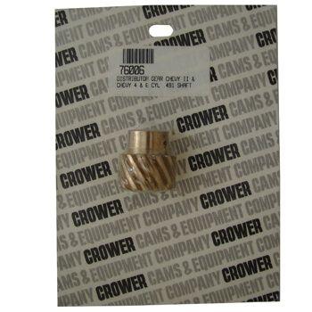 Engrenagem Distribuidor Bronze Chevrolet 6 em Linha - CROWER  - PRO-1 Serious Performance