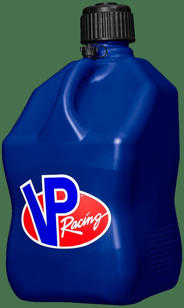 Galão Quadrado com Ventilação - Azul - VP RACING  - PRO-1 Serious Performance