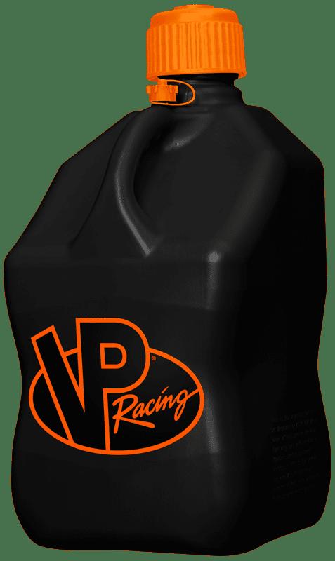 Galão Quadrado com Respiro - Laranja e Preto - VP RACING  - PRO-1 Serious Performance
