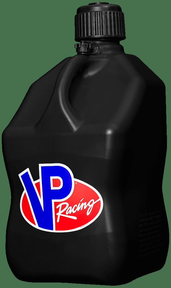 Galão Quadrado com Ventilação - Preto - VP RACING  - PRO-1 Serious Performance