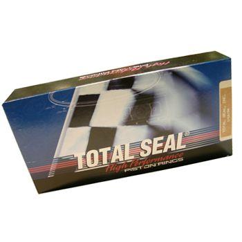 """Jogo de Anéis 3910"""" + 0.40"""" 5/64 X 5/64 X 3/16 TSS - Mopar Small Block Second Gapless - TOTAL SEAL  - PRO-1 Serious Performance"""
