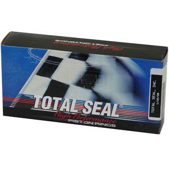 """Jogo de Anéis 3 7/8"""" + 0.35"""" 1/16 1/16 X 3/16 - 6 Cilindros em Linha Top Gapless - TOTAL SEAL  - PRO-1 Serious Performance"""