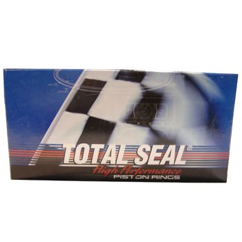 "Jogo de Anéis 4"" + 0.65"" 1/16 X 1/16 X 3/16 TS1 - Ford Small Block Second Gapless - TOTAL SEAL  - PRO-1 Serious Performance"