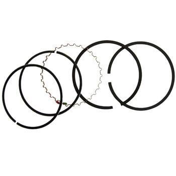 Jogo de Anéis para Motor VW a AR - Medida 90.5mm - 1.5 x 2 x 4 mm - SCAT  - PRO-1 Serious Performance