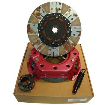 """Kit de Embreagem com Platô e Disco """"Powergrip"""" 400Hp - Ford V8 Small Block - RAM CLUTCHES  - PRO-1 Serious Performance"""