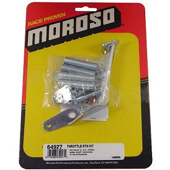 Kit de Retorno de Acelerador com Mola Pequeno - Holley - MOROSO  - PRO-1 Serious Performance