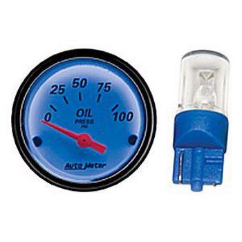 Lampada LED para Instrumentos AutoMeter 52 mm / 66 mm - Azul - AUTO METER  - PRO-1 Serious Performance