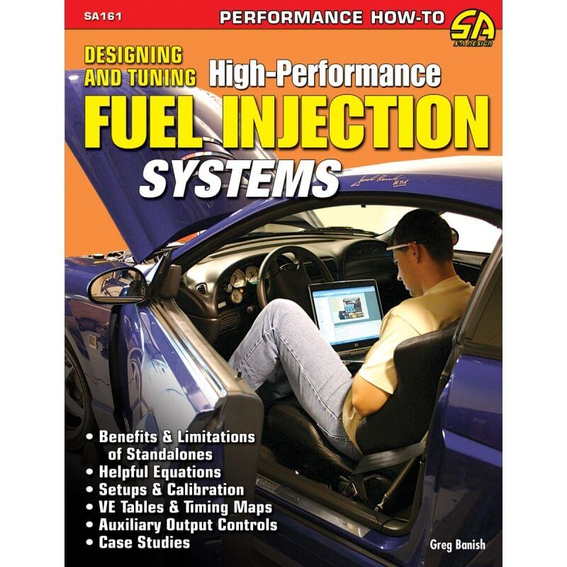Livro Designing and Tuning EFI - CAR TECH  - PRO-1 Serious Performance