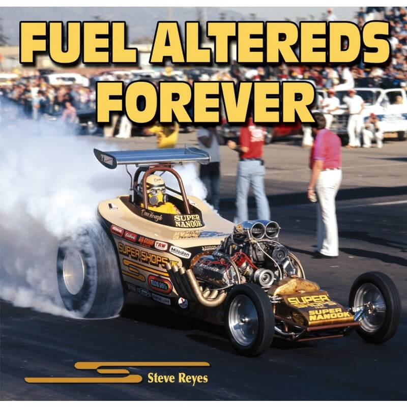Livro Fuel Altereds Forever - CAR TECH  - PRO-1 Serious Performance