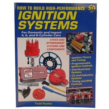 Livro How to Build High Performance Ignition - CAR TECH  - PRO-1 Serious Performance