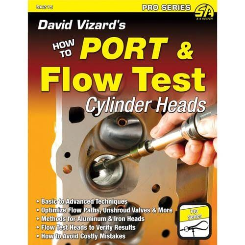 Livro How to Port and Flow Test Cylinder Heads - CAR TECH  - PRO-1 Serious Performance