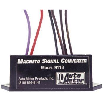 Módulo Conversor Sinal para Magneto - AUTO METER  - PRO-1 Serious Performance