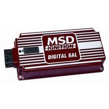 Módulo de Ignição com Limitador de Giro - 6AL Digital - MSD  - PRO-1 Serious Performance