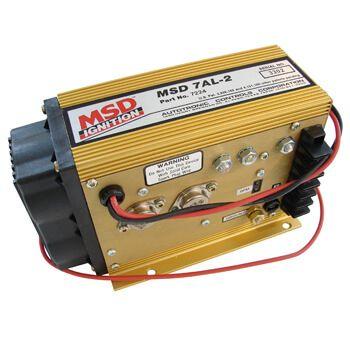 Módulo de Ignição MSD 7AL-2 com Limitador Giro - MSD  - PRO-1 Serious Performance