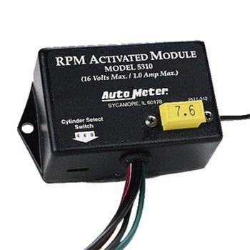 Módulo Gerenciador por RPM - AUTO METER  - PRO-1 Serious Performance