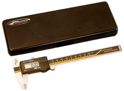 Paquímetro Digital 6 Polegadas - LONGACRE  - PRO-1 Serious Performance