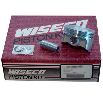 Pistão Forjado VW AP Aspirado Flat 85.5mm - Un. - WISECO  - PRO-1 Serious Performance