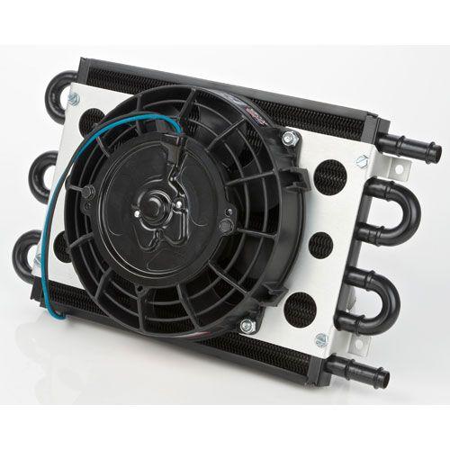 Radiador de Óleo com Ventoinha de 400 cfm - Médio - SCAT  - PRO-1 Serious Performance