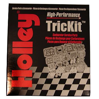 Reparo para Quadrijet Holley Série 4160 - Vácuo / Mecânico - HOLLEY  - PRO-1 Serious Performance