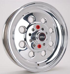 Roda alu. 15x3,5 F5x4,5 / 4,75 Drag Lite (valor unitario) - WELD  - PRO-1 Serious Performance