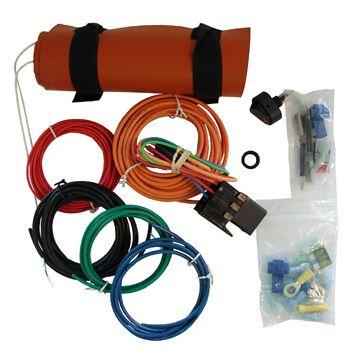 Sistema para Aquecimento de Cilindro de Nitro  - NOS  - PRO-1 Serious Performance