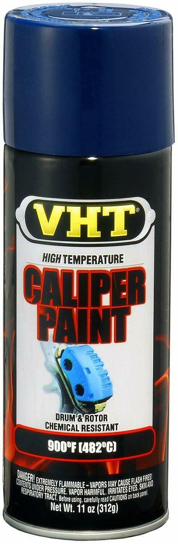 Tinta Spray Para Freio Azul 482°C - VHT  - PRO-1 Serious Performance