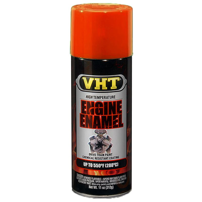 Tinta Spray Para Motor Chrysler Hemi Original 288°C - VHT  - PRO-1 Serious Performance