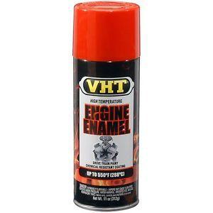 Tinta Spray Para Motor Vermelho Chevrolet 288°C - VHT  - PRO-1 Serious Performance