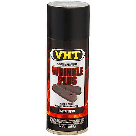 Tinta Spray Wrinkle Texturizada Preto 177°C - VHT  - PRO-1 Serious Performance