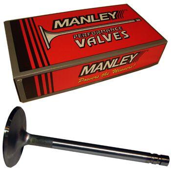 Válvula Titânio 40.5mm ou 41.5mm VW AP - Admissão  - MANLEY  - PRO-1 Serious Performance