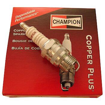 Vela Ignição de aproximadamente 7° - Sextavado Grande (13/16) / Rosca 18mm - RF11YC - CHAMPION  - PRO-1 Serious Performance