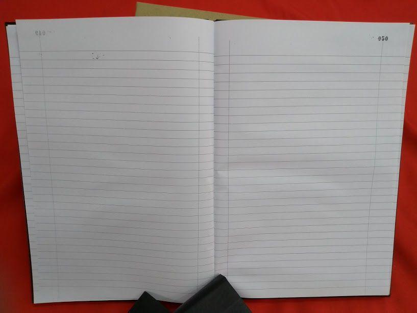 Livro de Atas das Reuniões do Conselho de Administração  50 folhas (Papelfantasia)