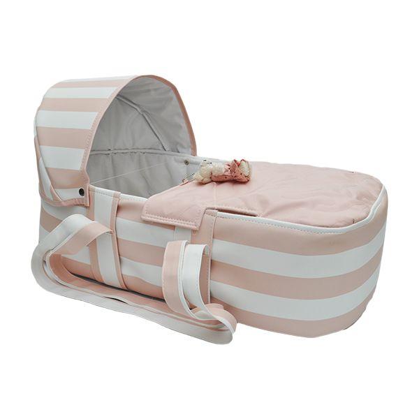 Mini Berço Para Bebê Magia E Fantasia Rosê Ursa