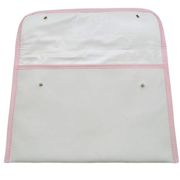 Porta Documentos De Bebê Magia E Fantasia Branco Gut Rosa