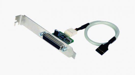 1P-USB - Conversor De USB Para 1 Saída Paralela LPT
