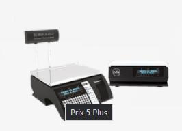 Balança computadora com impressora integrada Toledo Prix 5 Plus 30 KG Ethernet