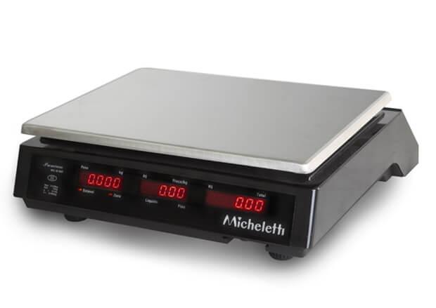 Balança Computadora PREMIUM Micheletti 30KG