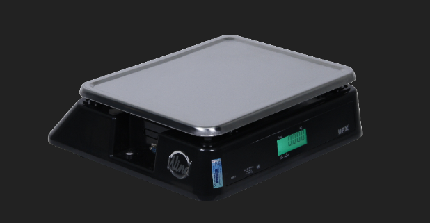Balança Eletrônica Wind P Preta 30Kg UPX