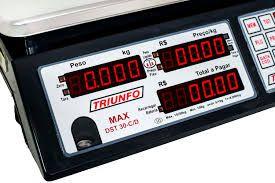 Balança Triunfo MAX DST-30-C-D (Dupla Escala)