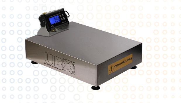 Balanças Eletrônica Blue One Premium 300Kg UPX