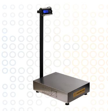 Balanças Eletrônica Blue One Premium Com Coluna 150Kg UPX