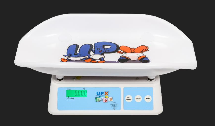 Balanças Eletrônica Pesadora Kids 30Kg UPX