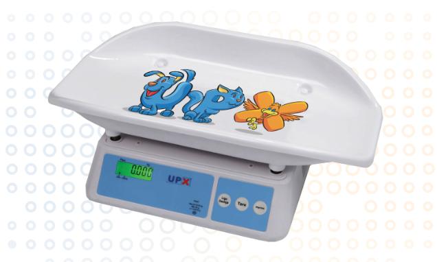 Balanças Eletrônica Pesadora Little Pet 30Kg UPX
