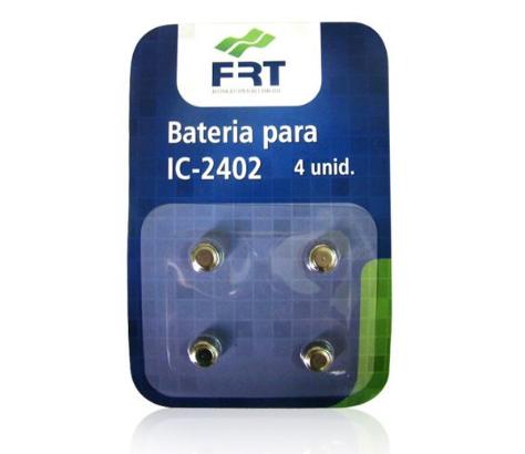 Bateria para Identificador IC2402 - Blister com 04 Unidades - FRT