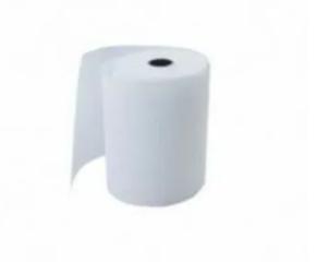 Bobina Térmica Branca 57MM X 30M - Caixa C/ 30 Rolos